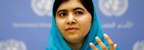 Elite-Uni bietet Studienplatz an: Malala darf in Oxford studieren