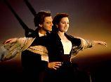Und ihre Herzen schlagen weiter: DiCaprio und Winslet wieder vereint