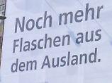 """Rassismus-Vorwürfe: Saftmacher melden sich mit """"Eiern"""""""