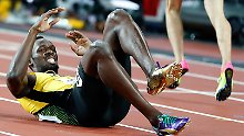 """""""Niemals meine Fans betrogen"""": Bolt postet Beweisfoto - und löscht es wieder"""