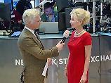 "Der Börsen-Tag: Sandra Navidi: ""Trump ist im Selbstzerstörungsmodus"""
