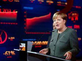 Zurück in die Zukunft mit Angela Merkel.