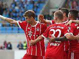 Der Sport-Tag: FC Bayern startet mit Müller als Kapitän