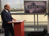 Kanzlerkandidat im TV-Interview: Schulz patzt, punktet und behält die Fassung