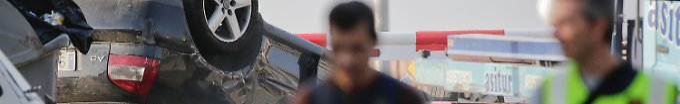 Der Tag: 22:02 Ein Polizist erschoss vier von fünf Terroristen