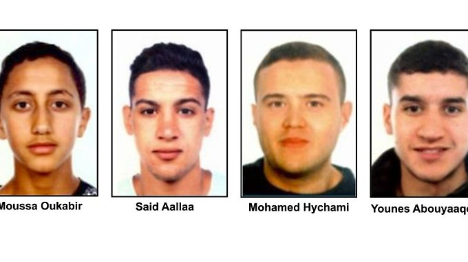 Die Polizei fahndet nach Abouyaaquoub und seinen mutmaßlichen Komplizen.