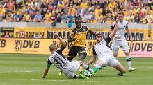 2. Bundesliga im Überblick: Sandhausen blamiert Dresden, Fortuna glänzt
