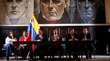 Gewaltenteilung in Venezuela: Parlament sträubt sich gegen Entmachtung