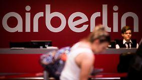 Ausgefallene Flüge und Bonusmeilen: Air-Berlin-Kunden bangen um Entschädigungen