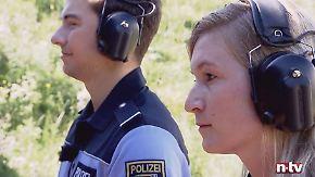 Traumberuf mit Risiko: Wie Polizeischüler für den Ernstfall trainieren
