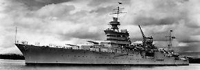 """Die """"USS Indianapolis"""" ist legendär."""