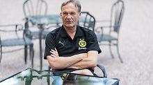 Dembélé zum Streik angestiftet: BVB-Boss Watzke greift FC Barcelona an