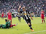 Derbyfight gegen Lieblingsgegner: Gladbach frustriert Kölns Eurohelden
