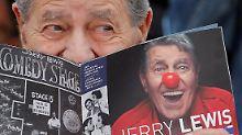 Adieu, verrückter Professor!: US-Komiker Jerry Lewis ist tot