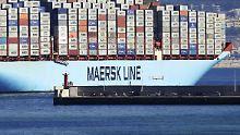 Der Börsen-Tag: Moeller-Maersk-Aktie legt nach Verkauf kräftig zu