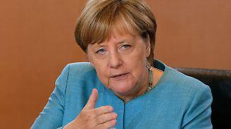 Künftig härtere Gangart gegen Türkei?: Merkel wirft Erdogan Missbrauch von Interpol vor