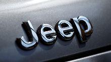 Der Börsen-Tag: Interesse an Jeep treibt Fiat Chrysler an