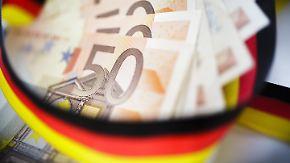 Rund fünf Milliarden Euro mehr: Bund erhöht Subventionen für Privatwirtschaft