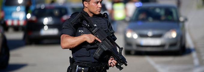Fahndungserfolg in Spanien: Bericht: Barcelona-Attentäter gefasst