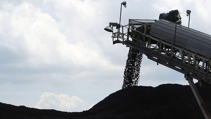 Kohlebergbau in Ohio