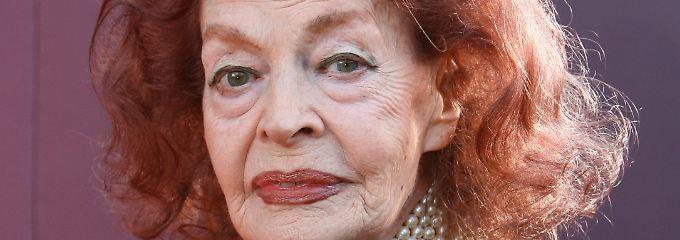 Legendäre Schauspielerin: Film-Diva Margot Hielscher ist tot