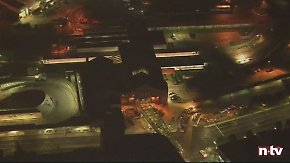 Dutzende Verletzte in Philadelphia: Hochgeschwindigkeitszug prallt auf Waggon