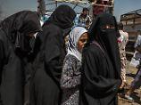 Der Tag: Irak schiebt Hunderte IS-Frauen ab
