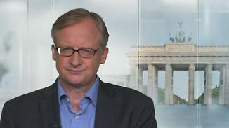 """Albrecht von Lucke zum Wahlkampf: """"Hier ist ein Dienst an der Haustür zu leisten"""""""