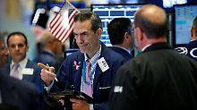 Chefwechsel bei Chevron?: US-Börsen steigen in die Gewinnzone