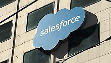 Ausblick hoch, Kurs runter: SAP-Rivale Salesforce überzeugt - nicht ganz