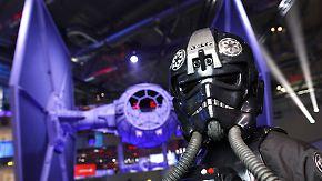 """Lara Croft und """"Star Wars"""" auf der Gamescom: Videospiele setzen auf Fortsetzungen"""