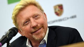 """Boris Becker arbeitet für den DTB: """"Tennis ist eine Herzensangelegenheit für mich"""""""
