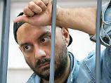 Der regierungskritische Starregisseurs Kirill Serebrennikow steht in Moskau vor Gericht.