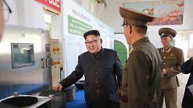 Deckelung der Öllieferungen an Nordkorea: Peking befürchtet unendliche Spirale aus Sanktionen und neuen Tests