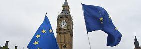 London spricht von Versehen: Briten drohen EU-Bürgern mit Ausweisung