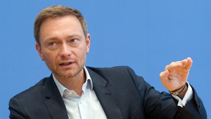 Deutschland ist ein Zuwanderungsland: FDP-Bundesvorsitzende Christian Lindner.