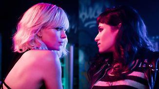 """""""Atomic Blonde"""" im Kino: Charlize Theron prügelt sich als Spionin durch Berlin"""