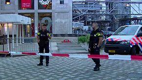 Rockkonzert nach Terrorwarnung abgesagt: Niederländische Polizei findet Gasflaschen in Kleinlaster