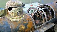 U-Boot aus Bürgerkriegszeiten: Die Geheimnisse der CSS Hunley