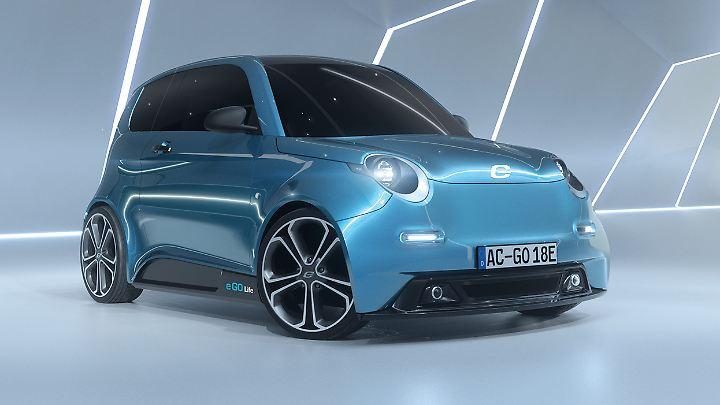 Kleinwagen aus Aachener Tech-Schmiede: Hat der E.go Life das Potenzial zum Verkaufsschlager?