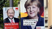 Stern-RTL-Wahltrend: Zustimmung für Merkel sinkt leicht