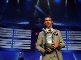Europas Fußballer des Jahres: Ronaldo schnappt sich den nächsten Titel