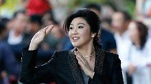 Nach erlassenem Haftbefehl: Ex-Premier Yingluck flieht aus Thailand