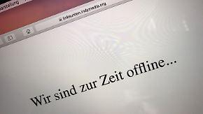 """Einflussreichste linksextreme Plattform: Innenministerium verbietet """"linksunten.indymedia"""""""