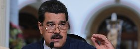 Washington wirft Nicolás Maduro diktatorisches Agieren vor.
