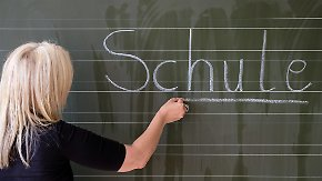 NAH DRAN!! - Ihre Geschichte bei n-tv: Schulen kämpfen gegen Lehrermangel