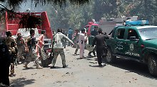 Mehrere Tote in Afghanistan: Taliban verüben doppelten Bombenanschlag