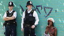 Hip-Hop-Einlage beim Karneval: Video eines tanzenden Polizisten geht viral