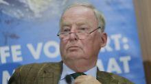 """Regierung verurteilt Äußerungen: Gauland will SPD-Politikerin """"entsorgen"""""""