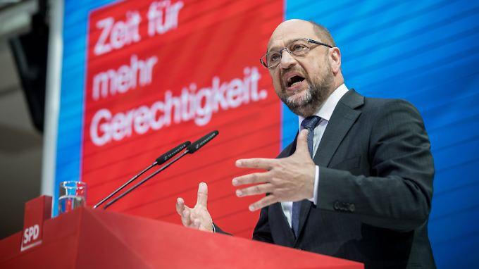 Martin Schulz will die Kompetenzen des Bundes in der Bildungspolitik ausweiten.